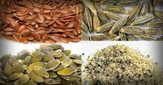 The Top 10 Healthiest Seeds on Earth & How to Use Them http://www.realfarmacy.com/the-top-10-healthiest-seeds-on-earth/ http://excellenceintouch.com