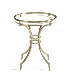 Limited Production Design: Onyx Table * Quotes Via: customorders@instyle-decor.com