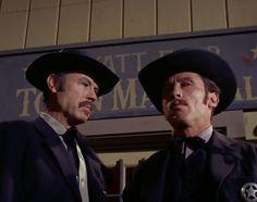Star Trek, Spectre of the Gun Episode aired 25 October 1968 Season 3 | Episode 6, Ron Soble, Wyatt Earp