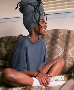 #love #style #hair #hairinspo #hairstyle #instahair #behindthechair #knottedwrap #headwrap #turbanista #turbans #anitagrant Black Is Beautiful, Brown Skin Girls, Black Girl Aesthetic, Black Girls Hairstyles, Twists, Black Girl Magic, Pretty People, Hair Inspiration, Black Hair