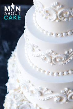 All white cake supplies, recipes & inspiration