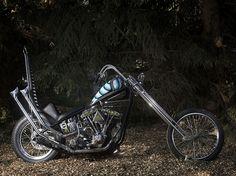 Mad Motorcycles - Shovelhead
