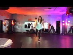 Don't Let Me Down (Swing) Aqua Fitness - YouTube