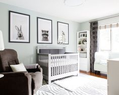 Gender Neutral Nursery Baby and Kids' Design Ideas & Photos   Houzz #afflink