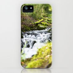 Tilt and Shift Stream iPhone & iPod Case by jphoto - $35.00