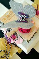 Crate Scraps to Gift Wrap w/Tara Anderson - Crate Paper