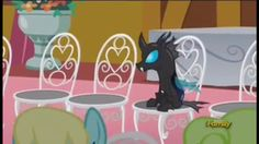 Aww baby changeling