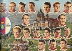 tragedia di Superga Torino 04/05/1949