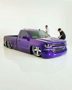 Bagged Trucks, Lowered Trucks, Mini Trucks, Gm Trucks, Cool Trucks, Pickup Trucks, New Chevrolet Trucks, C10 Chevy Truck, Chevrolet Silverado