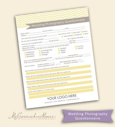 Floral Gift Certificate Template  Photography Gift Certificate