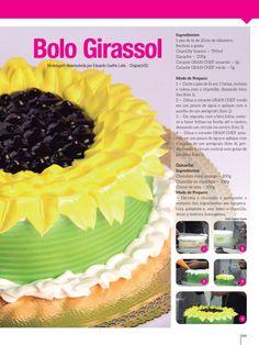Torta girasol 2