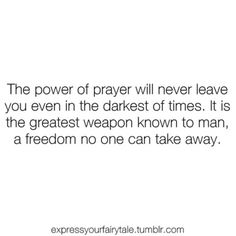 The power of prayer || I don't just want to pray for you , I want to pray with you !!