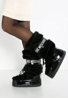 Love Moschino - Snowboots - nero