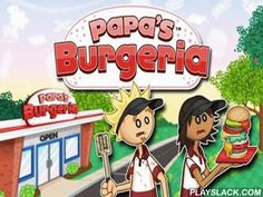Papa's Burgeria  Android Game - playslack.com , Papa's Burgeriagame lets you feel yourself a possessor of an atomic fast-food building, differentiated in changing  burgers. You have to take a command from an outsider first. Then restaurant the required abstraction of pieces, make a brand-new burger and give it to the case. You can improve your Burgeria between the stages.