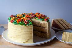 new classic wedding cake + how to – smitten kitchen