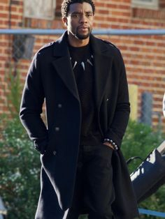 Shop this decent #TChalla #AvengerInfinityWar Coat and stay tuned to check our latest collection - Buy this #BlackPanther #Coat at anytime from celebsfit.com!