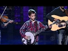 My inner city school students loved learning about bluegrass and this was their favorite video!!!  9-Year-Old Plays Banjo on David Letterman Show - Sleepy Man Banjo Boys