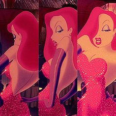 Jessica Rabbit ❤ ℒℴvℯly