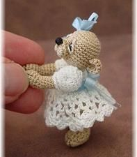Thread Bears® by Out of the Thistle®