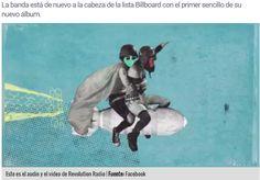 """Green Day estrenó """"Revolution Radio"""" – El Rock Es Cultura"""