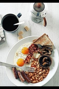 Perfect breakfast!