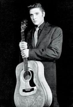 January 28, 1956 - Elvis Appears On The Dorsey Brothers Stage Show For The First Time. - TCB⚡with TLC⚡
