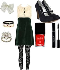 """""""KinderWhore"""" by richiedaggerscrime ❤ liked on Polyvore"""
