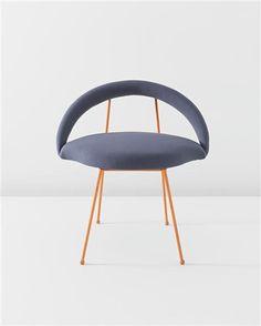 Phillips de Pury & Company: JEAN ROYÈRE, Rare chair, for a private commission, Paris