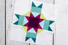 SUMMER SAMPLER 2017: BLOCK 12 – OMBRÉ STAR