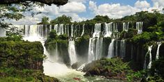 If you've ever been to the stunning Iguazu Falls, you'll know there's more to Brazil than Rio. Check out Brazil's showiest natural spectacles you won't want to miss.