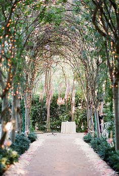 Brides.com: 19 Ideas for a Stylish Aisle                          No matter where you're getting married, it's important to think about the right type of décor to complement your ceremony aisle. Although your space may be breathtakingly beautiful on its own, adding a few simple upgrades (or bringing in your own bold decorations) will transform anyone's space into one that is uniquely yours.  There are plenty of ways to add your own personal touch to your ceremony aisle, but the trick is…