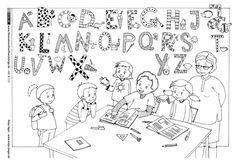 Download als PDF:ABC und 123 – ABC Schule Lernen – Jäger