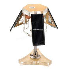 STARK-6 Solar Magnetic Levitation Mendocino Motor Education Model Steam Stirling Engine Sale - Banggood.com Mendocino Motor, Stirling Engine, Magnetic Levitation, Republic Of The Congo, St Kitts And Nevis, Solar Energy, Toys, Solar Power