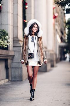 I think I've always had a bit of a weak spot for a great parka! I mean, can you imagine a more perfect topper? Cozy, comfortable and in many ways, an epitome of effortlessly casual style, well… that is until this season, because one of the biggest trends this year, is paring this seemingly casual … Read More
