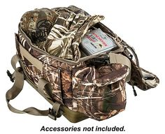 Drake Waterfowl® Systems Double-Banded Blind Bag   Bass Pro Shops