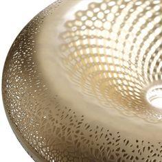 'Aeros' aluminium suspension lamp : Ross Lovegrove