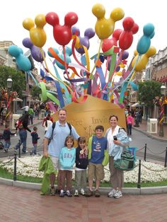 Part of the reason we had such a great trip to Disneyland was all the great advice I received from friends and family.  For anyone planning a trip in the near future, I thought it might be helpful to share some of the great tips.