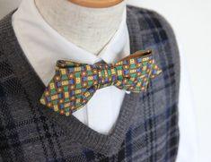 パパのネクタイを子供の蝶ネクタイに - 2013.01.22 Tue