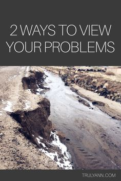 How do you view the devastation in your life? Are you looking at it with a sense of purpose and promise? Are you believing that God can and will work out all things for your good?