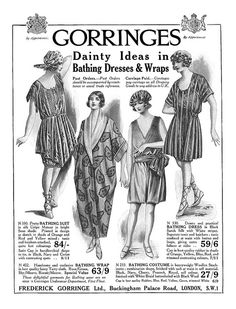 1922 Gorringes ad by totallymystified on Flickr
