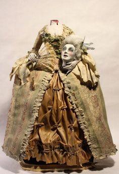 Marie Antoinette by William Bezek