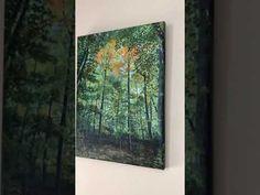 Autumn's Veil Canadian Nature, My Route, Veil, Autumn, Painting, Image, Veils, Fall, Painting Art