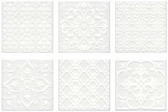 Керамическая плитка Kerama-Marazzi 5226 Суррей белый в интернет магазине Керама Марацци