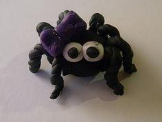 , Fimo:pavouk