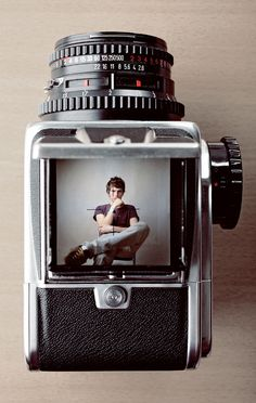 Vintage Cameras Hasselblad is simply beautiful