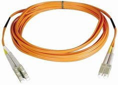 Tripp Lite N516-03M 10' Multimode Duplex 50/125 Fiber Optic Patch Cable LC/SC - 3M (10 Feet) by Tripp Lite. $23.12. From the Manufacturer                 Don't settle for less than the best—enjoy better signal quality and faster transmission! Tripp Lite's N516-Series fiber cables assure peak performance throughout your local area network application. Unlike cut-price cables, the N516-Series is manufactured to exacting specifications, using superior materials, for a dif...