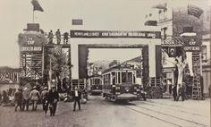 Şehzadebaşında Cumhuriyetin 10. Yıl Kutlamaları / 1933 http://ift.tt/2hSQtwW