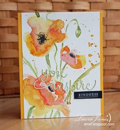 After-Hours Ink & Flowers: CASEing Kelly Blog Hop