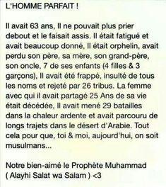 Sans commentaire...Alhamdoulillah