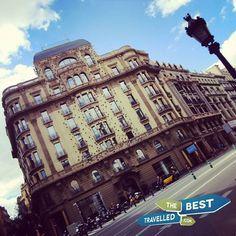 #Gaudi #architecture #Spain #Barcelona #popular #pins #building #vintage #old #travel #explore #visit #Southwest #Europe